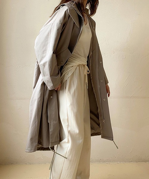 【chuclla】Oversize mods coat cb-3 chw1062