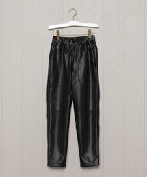 <PHEENY>FAKE LEATHER PANTS/パンツ.