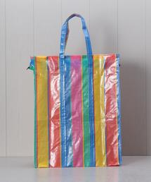 <RAINBOW BAG>TOTE S/バッグ¨