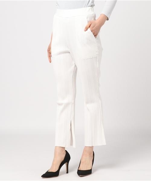 超可爱 【セール】ランダムリブパンツ (パンツ)|NINE(ナイン)のファッション通販, CHAIR OUTLET:c032483a --- fahrservice-fischer.de