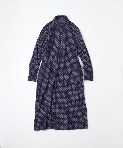 当店在庫してます! 45R天竺の小紋柄ドレス(ワンピース) 45R(フォーティファイブアール)のファッション通販, コロンディー:1e067b50 --- 5613dcaibao.eu.org