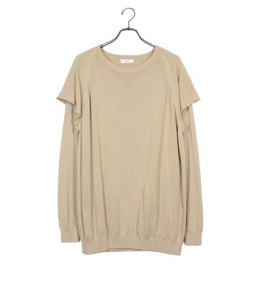 新発売の 【セール】LUXURY COTTON(ニット/セーター)|Iroquois(イロコイ)のファッション通販, トレンドウォッチ:ab8b3fa7 --- 888tattoo.eu.org