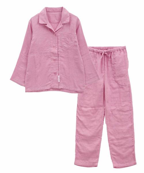 2019超人気 FLORINA BEAUTEほのか パジャマ パジャマ マシュマロガーゼ BEAUTEほのか 綿100% 綿100%【UCHINOコラボ】(ルームウェア/パジャマ)|FLORINA BEAUTE(ブルーミング フローラ)のファッション通販, 建材ステーション:b2d846a4 --- steuergraefe.de