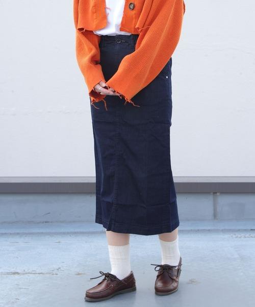 D.M.G. / ディーエムジー ISKOタイトスカート 17-402