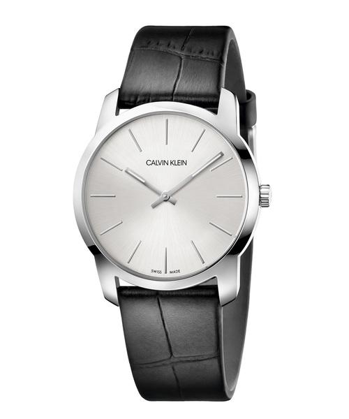 良質  [カルバンクライン] CALVIN KLEIN KLEIN 腕時計 腕時計 CALVIN City(シティ) 2針 シルバー×シルバー(腕時計)|CALVIN KLEIN WATCHES+JEWELRY(カルバン・クライン ウォッチ&ジュエリー)のファッション通販, 北海道マルシェ:9472b6b3 --- bestbikeshots.de