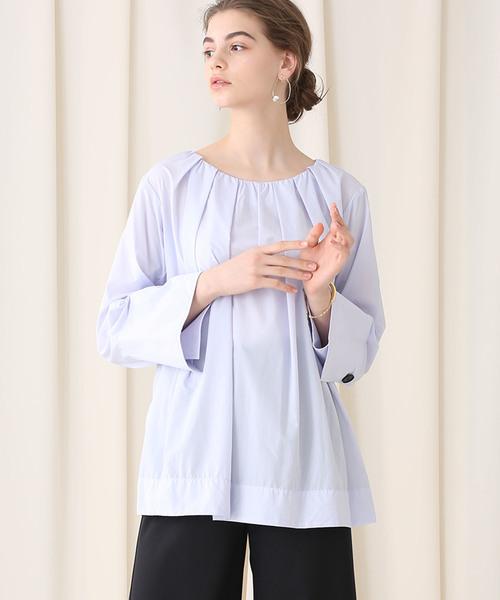 安い購入 【セール】【STUDIOUS】ブライトタフタ チュニックブラウス(シャツ/ブラウス)|STUDIOUS(ステュディオス)のファッション通販, HARU online store:9fcdeb39 --- pyme.pe