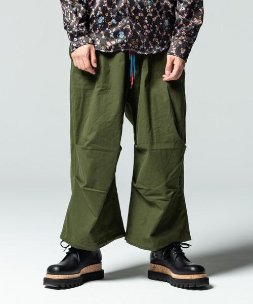 Wide balloon pants / ワイドバルーンパンツ