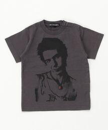 DM/SYD1977 Tシャツチャコール