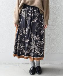 SHIPS(シップス)のPrimaryNavyLabel:スカーフスカート(スカート)