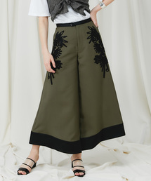 6541a3a701148 LOKITHO(ロキト)の「 LOKITHO CORD EMBROIDERY PANTS(パンツ)」