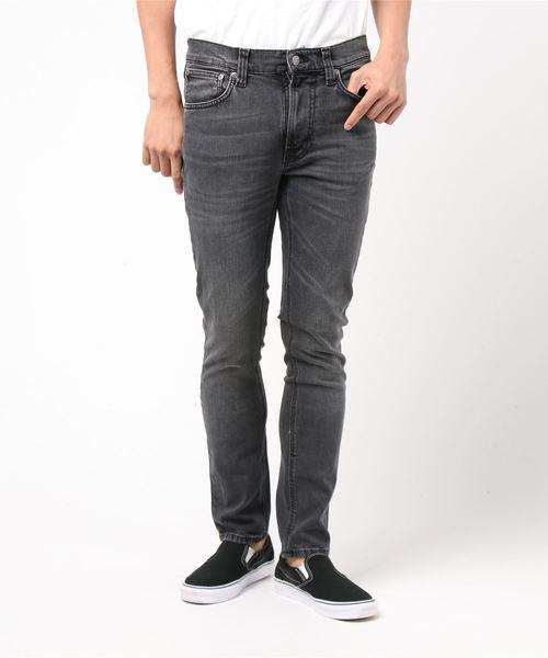 新品本物 Lean Dean/ Mono/ Mono Dean Grey(デニムパンツ) Nudie Jeans(ヌーディージーンズ)のファッション通販, でんすけ:9ec903d8 --- steuergraefe.de