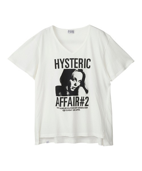 HYS AFFAIR#2 オーバーサイズTシャツ