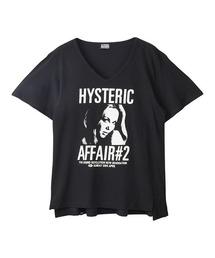 HYS AFFAIR#2 オーバーサイズTシャツブラック