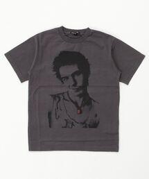 DM/SYD1980 Tシャツチャコール