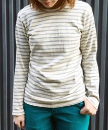 GREEN BOWL(グリーンボウル)のGREEN BOWL Border T-shirts/グリーンボウルボーダーTシャツ(Tシャツ/カットソー)