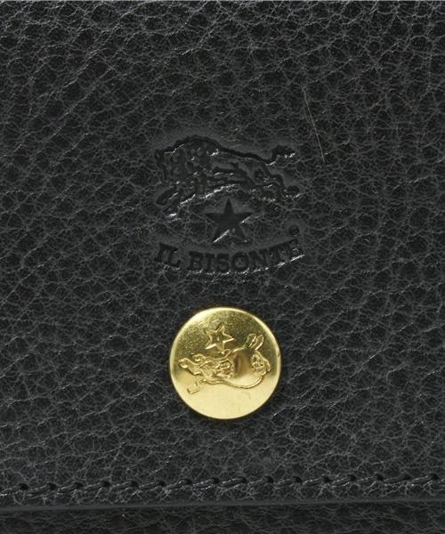 IL BISONTE(イルビゾンテ)の「IL BISONTE / ORIGINAL LEATHER / COIN CASE(コインケース)」 詳細画像