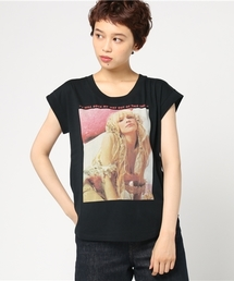 CL/I WILL ROCK MY WAY プリント Tシャツ