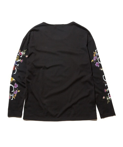 rehacer : Flower Link Engage L/S T Made in Japan