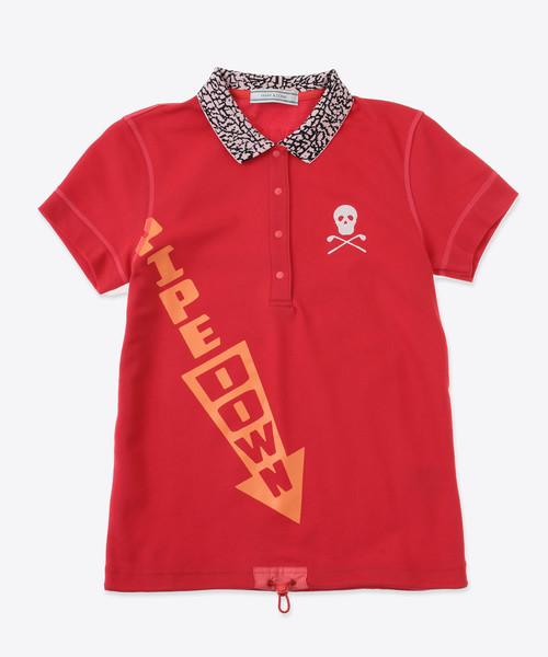 上品なスタイル 【セール】Crucify Polo     WOMEN(ポロシャツ) Polo MARK&LONA(マークアンドロナ)のファッション通販, 【即出荷】:45810dbc --- pyme.pe