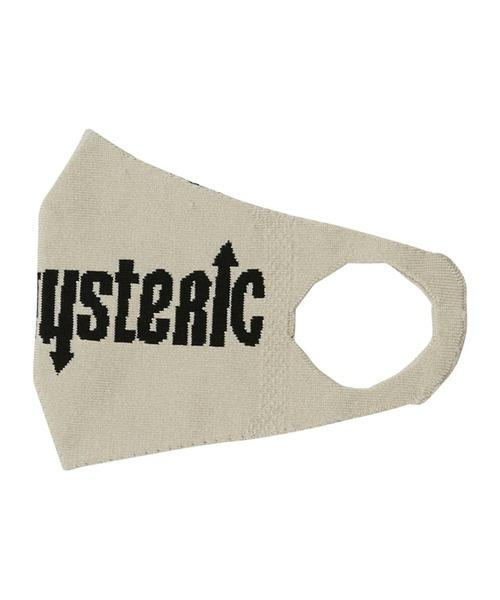 HYSTERIC ロゴマスク