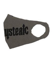 HYSTERIC ロゴマスクグレー