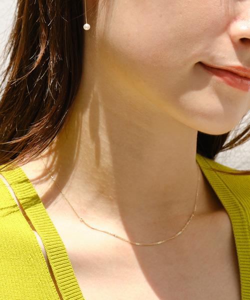 【使い勝手の良い】 【K10YG】desertネックレス(ネックレス)|JUPITER(ジュピター)のファッション通販, アメイズゴルフ:4797d2ee --- fahrservice-fischer.de