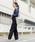 ear PAPILLONNER(イアパピヨネ)の「(WEB限定カラー:ピンクゴールド)薄マチ スリム レザーA4ショルダーバッグ《ぺったんワンハンドルショルダーバッグ-S》(トートバッグ)」|詳細画像