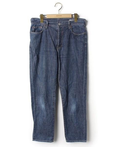 collex(コレックス)の古着「デニムパンツ(デニムパンツ)」 ブルー