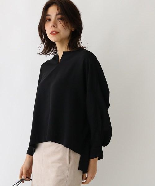 【お買得!】 エステルダブルクロスシャツ(シャツ/ブラウス) aquagirl(アクアガール)のファッション通販, イエソン:4cb2dd81 --- 5613dcaibao.eu.org