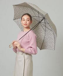 <because> ドットレオパード 長傘