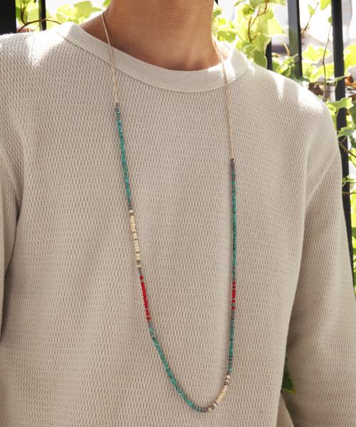 【通販激安】 Native Pattern Necklace-Naboho-(ネックレス)|amp Pattern japan(アンプジャパン)のファッション通販, 好日山荘Webショップ:7056d928 --- give.tiere-gesund-erhalten.de
