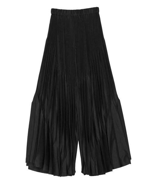 割引価格 オリガミプリーツサテンパンツ(パンツ)|UN3D.(アンスリード)のファッション通販, インポートショップ メイン:0eaad16a --- blog.buypower.ng