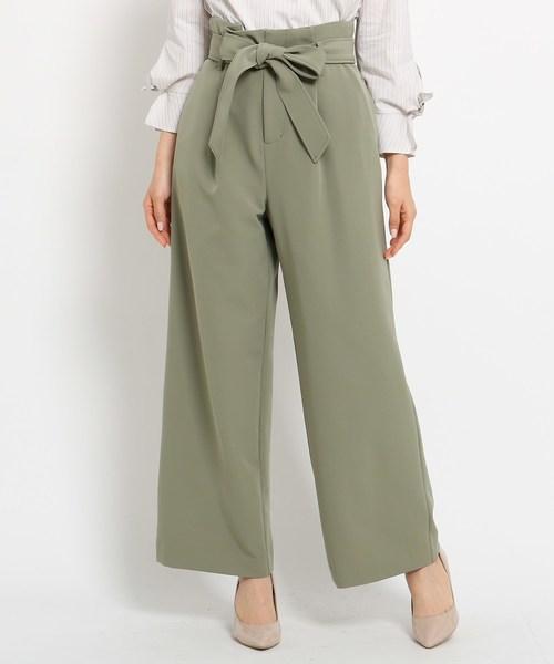 驚きの値段 【セール STORE ONLINE】【洗える】ダブルタックパンツ(パンツ) Sunauna(スーナウーナ)のファッション通販, きれいみつけた:cd12d9f5 --- fahrservice-fischer.de
