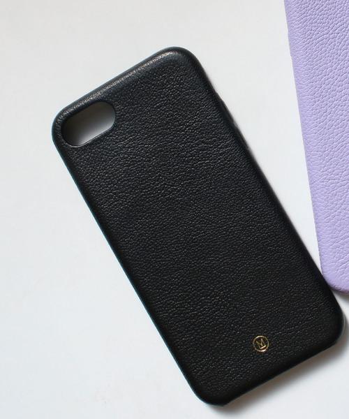 〈MACAROOON/マカルーン〉iPhone Case/アイフォンケース for iPhone6/7/8/XR