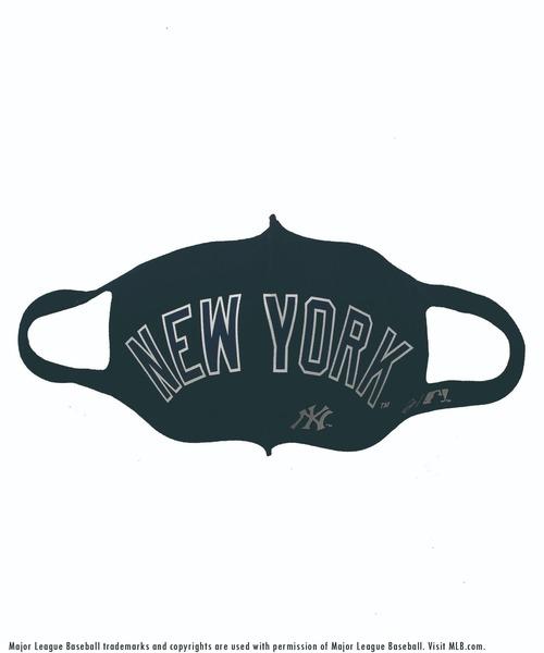 【MLB】ファッションマスク(ヤンキース)
