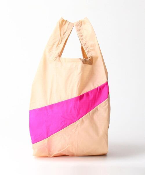 <SUSAN BIJL>ショッピングバッグ S