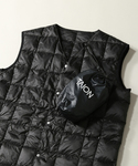 417 EDIFICE | TAION V/NECK DOWN VEST(ダウンベスト)
