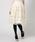 LODISPOTTO(ロディスポット)の「フルールエンブロイダリーチュールミディスカート(スカート)」 ホワイト