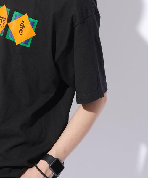 【Bedlam/べトラム】CashOnlyプリントTEE