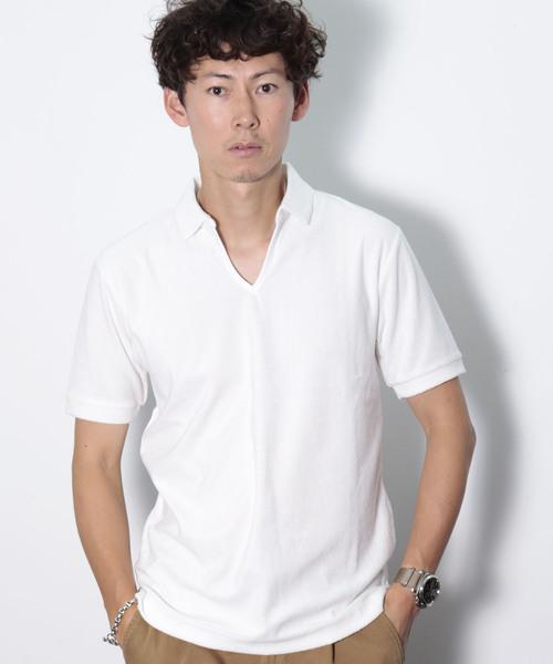 本物の PILE POLO SHIRTS(ポロシャツ) POLO|junhashimoto(ジュンハシモト)のファッション通販, 品質が完璧:464a682e --- skoda-tmn.ru