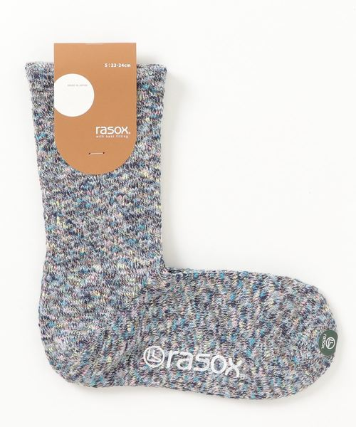 rasox / ラソックス スプラッシュコットン
