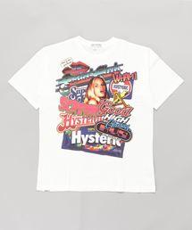 HG SOCIAL CLUB オーバーサイズTシャツ【L】アイボリー