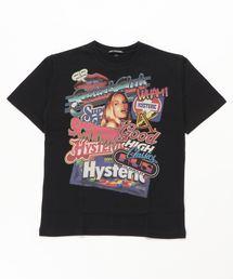 HG SOCIAL CLUB オーバーサイズTシャツ【L】ブラック