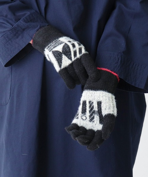 【 ALCEDO / アルセド 】 fluffy gloves Hi!  スマートフォン対応手袋 ALI・・