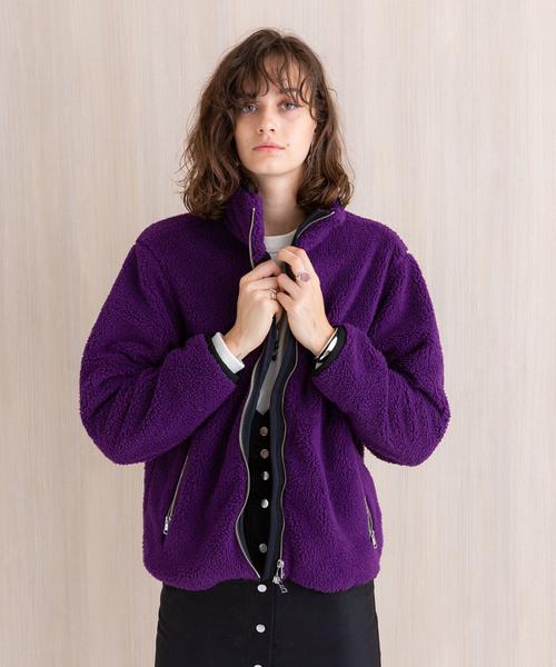 【爆売り!】 PUBLICリッチボアフリース(ブルゾン)|PUBLIC TOKYO(パブリックトウキョウ)のファッション通販, フジカワグチコマチ:d8809a2e --- gnadenfels.de