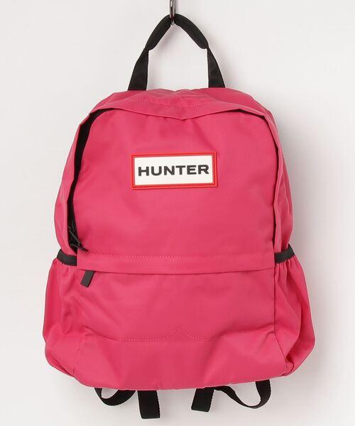 【HUNTER/ハンター】ORIGINAL NYLON BACKPACK SMALL HUT