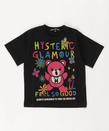 BEAR SOUL オーバーサイズTシャツ【XS/S/M】ブラック