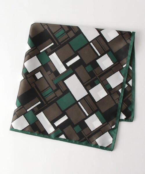 GLR ジオメトリック スカーフ