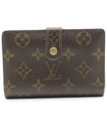 cdb45482f1bd LOUIS VUITTON(ルイヴィトン)の古着「モノグラム ポルトフォイユ ヴィエノワ 二つ折り財布(