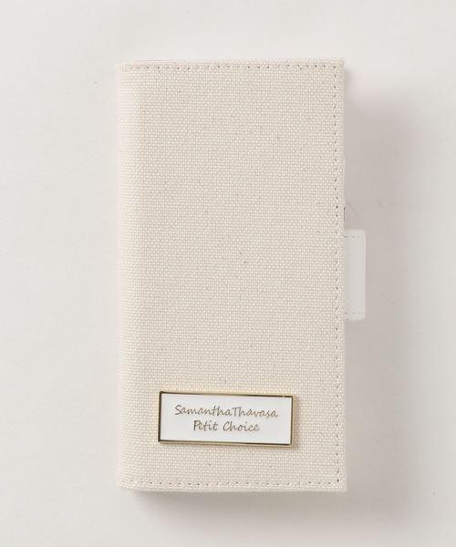 5b45cbe2ce Samantha Thavasa Petit Choice(サマンサタバサ プチチョイス)の「ボタニカルフラワーシリーズ iphone